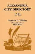 Alexandria City Directory, 1791