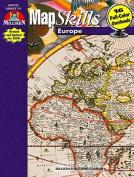 Lorenz Corporation MP4755 Map Skills- Europe- Grade 7-9
