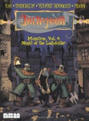 Dungeon Monstres Vol.4