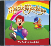 Fruit of the Spirit Music CD (Music Machine  [Audio]