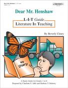 Dear Mr. Henshaw: L-I-T Guide
