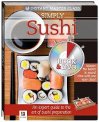 Simply Sushi Book and DVD (PAL)