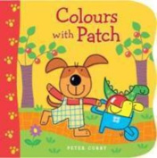 Colours With Patch [Board book]