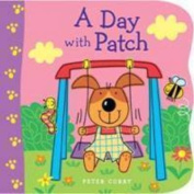 Day With Patch [Board book]