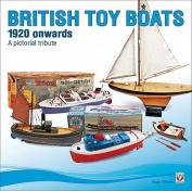 British Toy Boats 1920 Onwards