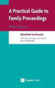 A Practical Guide to Family Proceedings