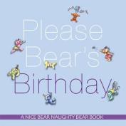 Please Bear's Birthday