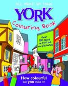 York Colouring Book