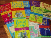 Casgliad Roald Dahl [WEL]