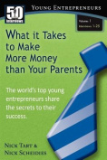 What It Takes to Make More Money Than Your Parents