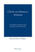 """Ulrich von Hutten's """"Arminius"""""""
