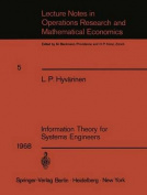 Information Theory for Systems Engineers