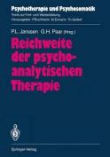 Reichweite der Psychoanalytischen Therapie  [GER]