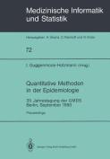 Quantitative Methoden in Der Epidemiologie [GER]