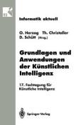 Grundlagen und Anwendungen der Kunstlichen Intelligenz  [GER]