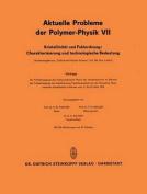 Kristallinitat und Fehlordnung [GER]