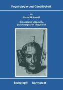 Die Sozialen Ursprunge Psychologischer Diagnostik [GER]