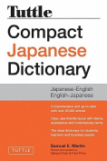 Tuttle Compact Japanese Dictionary