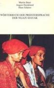 Worterbuch der Priestersprache der Ngaju-Dayak