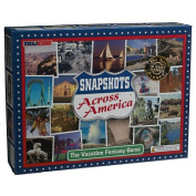 Snapshots Across America Board Game