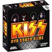 Kiss DVD Board Game