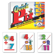 Talicor 111A Quick Pix Math Memory Game