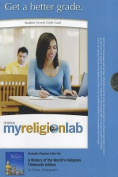 MyReligionLab with Pearson eText -- Standalone Access Card -- for A History of the World's Religions