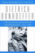 Theological Education Underground