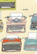 Julia Rothman Typewriter Eco-Journal