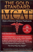 Gold Standard Deck of Flashcards for the New MCAT CBT