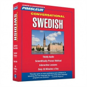 Pimsleur Swedish Conversational Course - Level 1 Lessons 1-16 CD [Audio]