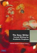 The Easy Writer