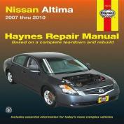 Haynes fits Nissan Altima Automotive Repair Manual