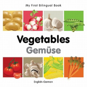 My First Bilingual Book-Vegetables