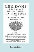 Les Dons Des Enfans de Latone. La Musique Et La Chase Du Cerf.  [FRE]