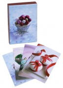 Christmas Cupcakes Classic Notecards