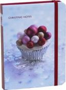 Christmas Themed Mini Notebook