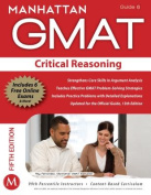 Critical Reasoning GMAT Strategy Guide