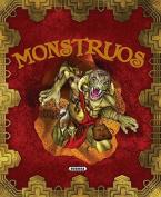 Monstruos (Aventuras Fantasticas) [Board book] [Spanish]