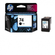 HP Ink Cartridge 74 Black CB335WA