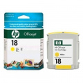 HP Ink Cartridge 18 Yellow C4939A