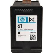 HP 61 Black Inkjet Print Cartridge