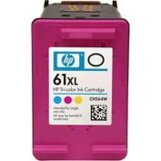 HP Ink Cartridge 61XL High Capacity Tri-Colour Cyan/Magenta/Yellow 330 pages  CH564WA