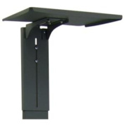 Mobile Media Centre Camera Shelf BLACK