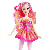 Barbie Fairy Secret Doll - Pink
