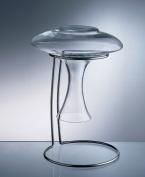 eisch glas decanter stand
