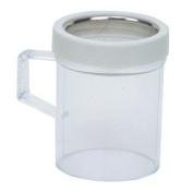 Faringdon 9cm Mesh Top Plastic Shaker