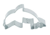 Cookie Cutter SS Dolphin 7.5cm Min 12