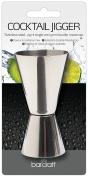 Stainless Steel Dual Measure Spirit Measuring Cup