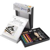 Sketching & Drawing Studio Artist Kit